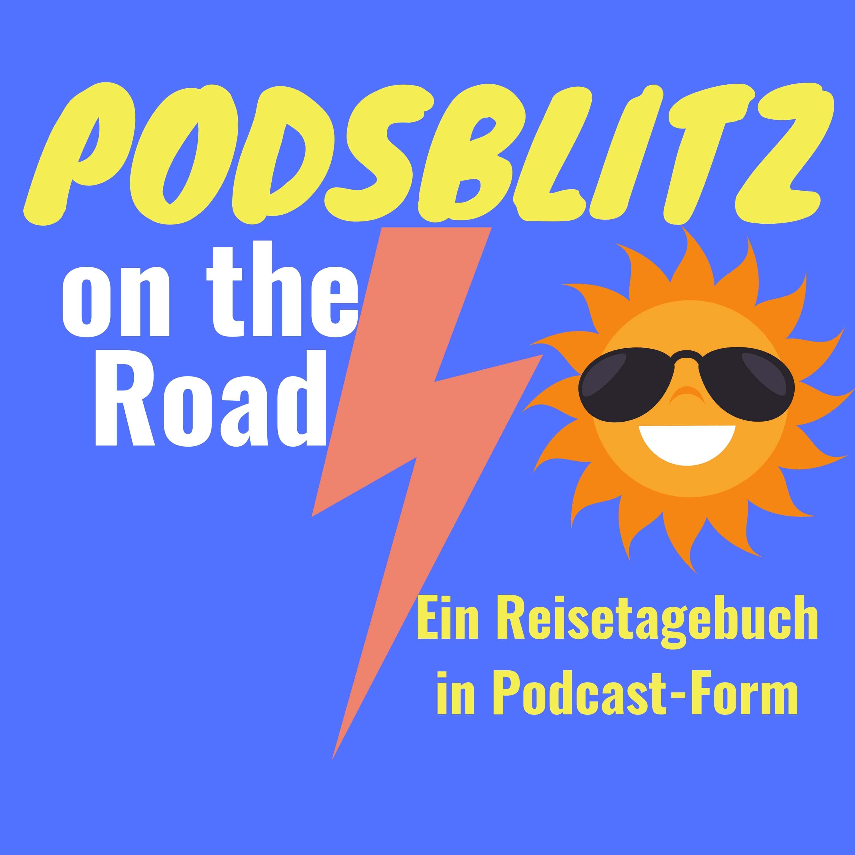 Podsblitz on the Road: S02E01 - Anreise nach Rom über München